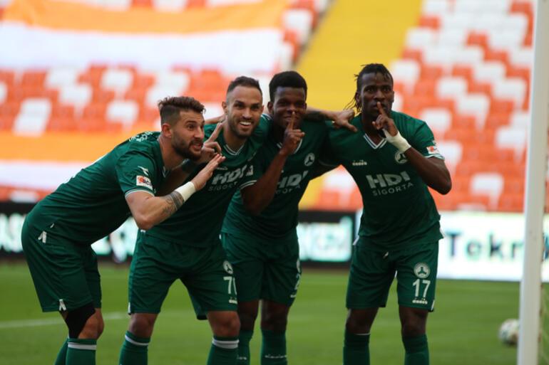 Spor Toto 1. Lig lideri Giresunspor, Premier Lig devi Manchester Cityle yarışıyor
