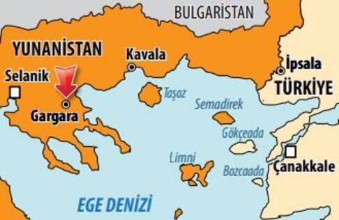 Atina ile şimdi de mezarlık krizi Yunanistan 6 aydır haber vermedi...