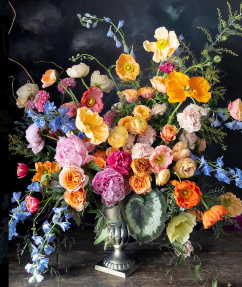 Göz alıcı çiçek fotoğrafları nasıl çekilir