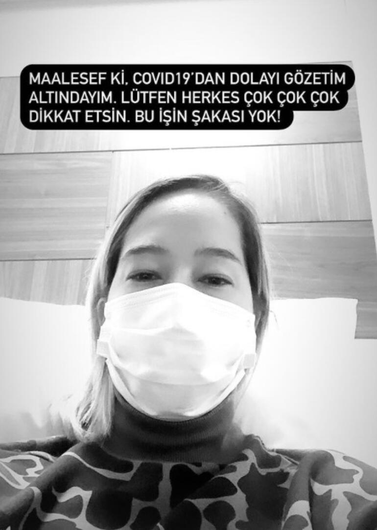 Şarkıcı Gülçin Ergül koronavirüse yakalandı: Bu işin hiç şakası yok