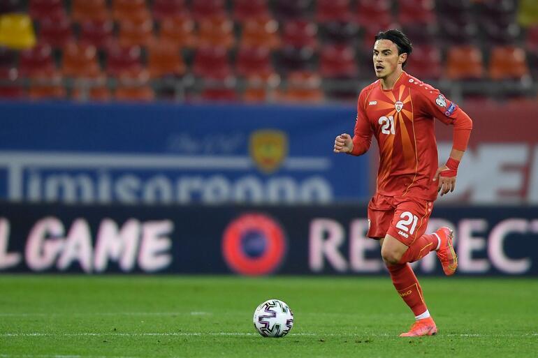 Eljif Elmas attı Makedonya gol şov yaptı