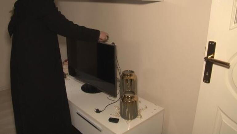 İstanbul Arnavutköyde voltaj krizi 5 apartmandaki tüm elektronik cihazlar bozuldu