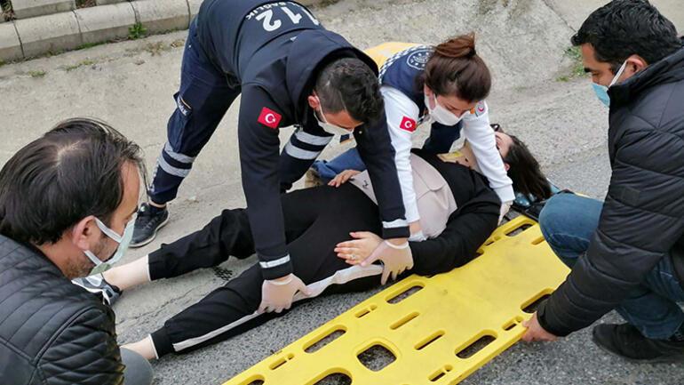Ataşehirde zincirleme kaza