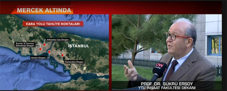 Depremzedeler 11 ile gönderilecek Prof. Dr. Şükrü Ersoy, Yakın zamanda olacak deyip uyardı