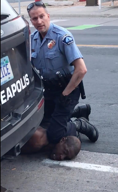 George Floyd davasında polis şefi Zimmerman ifade verdi