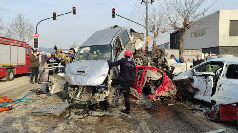 Bursadaki katliam gibi TIR kazasının nedeni belli oldu Detaylar ortaya çıktı