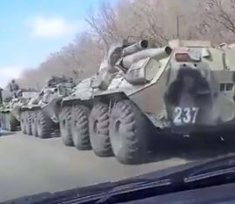 Sınırda tansiyon düşmüyor: Putinden yeni adım