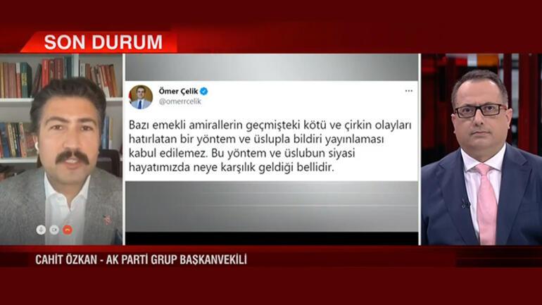 Hamza Dağ bildirinin saat detayına dikkat çekti Türkiyenin hamleleri demek ki birilerini rahatsız etmiş