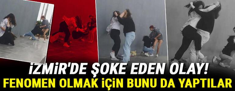 İzmirdeki görüntüler hayrete düşürmüştü Fenomen olma macerası kötü bitti... İşte yeni detaylar